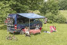 fiamma f65s roof mounted awning