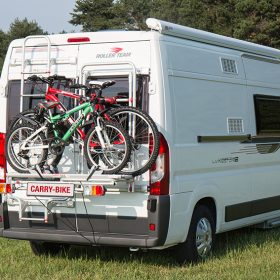 fiamma bike racks for vans