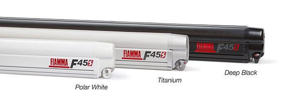 Fiamma F45s Awnings