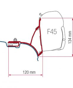 Fiamma F45 Bracket Kit VW T5 Transporter MV